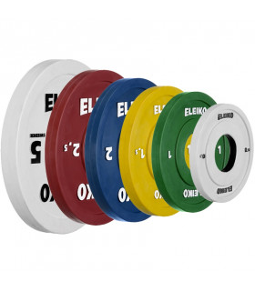 Eleiko Olympic WL Comp./Training Disc