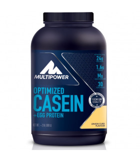 100% Optimized Casein + Egg Protein 900g