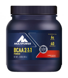 BCAA 2:1:1 Powder, 400g