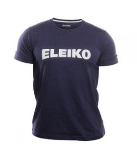 Eleiko T-shirt Cotton Blå, herr