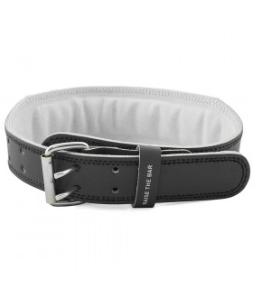 Olympic Weightlifting Belt Strong Grey