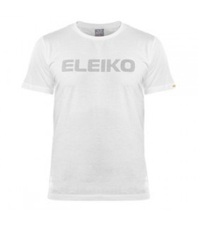 Eleiko T-shirt Energy White, herr