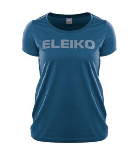 Eleiko T-shirt Energy Strong Blue, dam