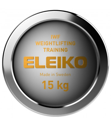 Eleiko IWF Weightlifting Training Bar NxG 15 kg