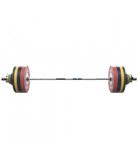 Eleiko IWF Weightlifting Competition Set NxG 190 kg