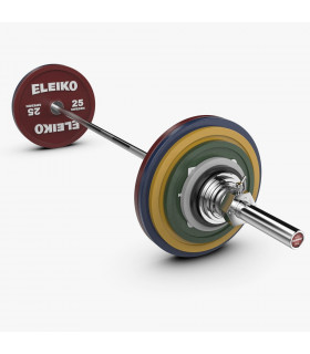 Eleiko IPF Powerlifting Competition Set 185 kg