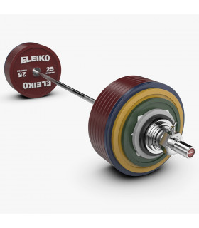 Eleiko IPF Powerlifting Competition Set 435 kg