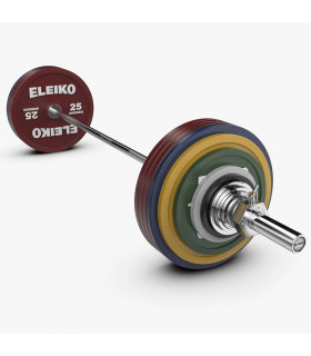 Eleiko Powerlifting Training Set 285 kg