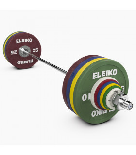 Eleiko Performance Set 190 kg, färg