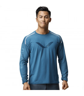 Eleiko Long Sleeve Grip T-shirt Deep Drive