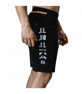 Eleiko Elevate Shorts Jet Black