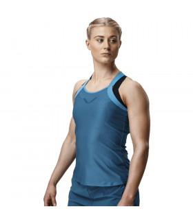 Eleiko Elevate Tank Top Mosaic Blue