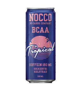 Nocco BCAA Tropical 24x330ml