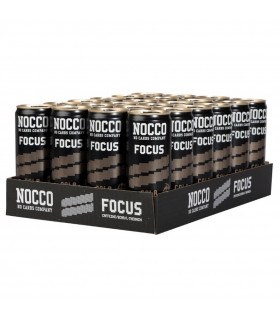 Nocco Focus Cola 24x330ml