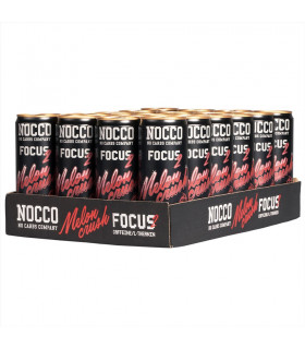 Nocco Focus Melon Crush 24x330ml
