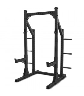 Eleiko Half Rack XF 80 Hybrid with Safety Arms