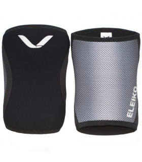 Eleiko Knee Sleeves 7mm Jet Black
