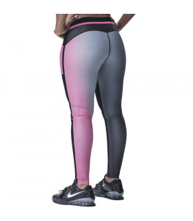 Eleiko Tights Elevate Solar Pink, dam