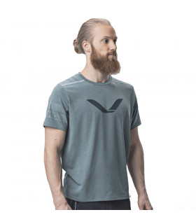 Eleiko T-shirt Grip Mist Green, herr