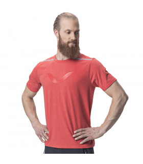 Eleiko T-shirt Grip Goji Red, herr