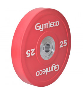 Gymleco Bumperplates, färg