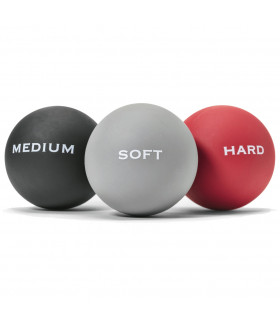 Exceed Trigger Ball Set soft/medium/hard - FitnessBolaget