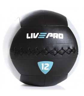 LivePro Warrior Wall Ball - FitnessBolaget