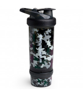Smartshake Revive Camo Black 750ml - FitnessBolaget