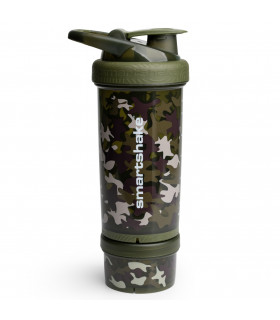 Smartshake Revive Camo Green 750ml - FitnessBolaget