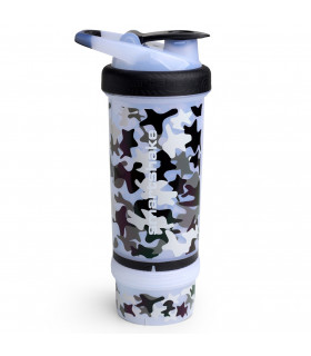 Smartshake Revive Camo White 750ml - FitnessBolaget