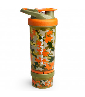 Smartshake Revive Camo Orange 750ml - FitnessBolaget