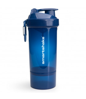 Smartshake Original2Go ONE Navy Blue 800ml - FitnessBolaget