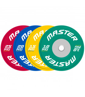 Master Competition Bumpers