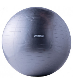 Master Gymboll 75 cm Silver