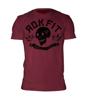 RokFit T-shirt Deadlift Squad