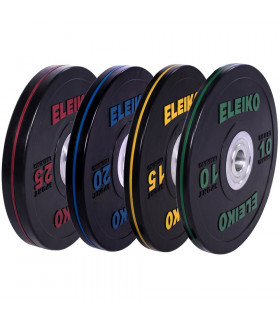 Eleiko Sport Training Disc, svart