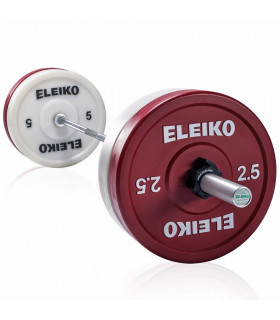 Eleiko Skivstångsset Weightlifting Technique Set 25 kg